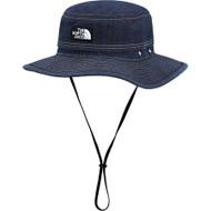 Supreme / North Face Denim Horizon Breeze Hat Indigo Size L/XL