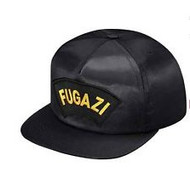 Supreme Fugazi 5 - Panel Black Hat