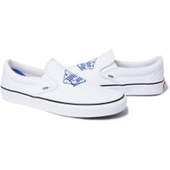 Supreme / White Castle Vans Slip On White Size 9