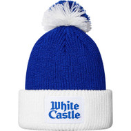 Supreme / White Castle Beanie Blue