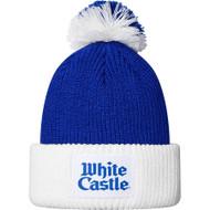 Supreme / White Castle Beanie Blue
