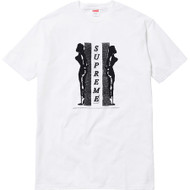 Supreme Girls Tee White