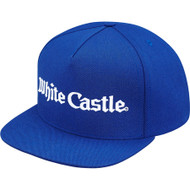 Supreme / White Castle 5-Panel Royal