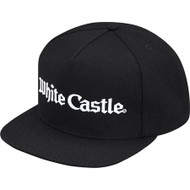 Supreme / White Castle 5-Panel Black
