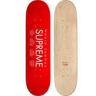 Supreme International Skateboard