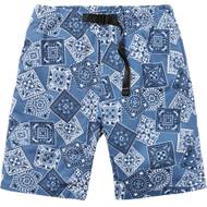 Supreme Bandana Belted Short Blue Size M