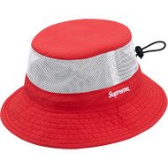 Supreme Vented Mesh Crusher Red S/M