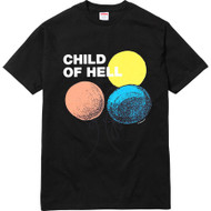 Supreme  Child of Hell Tee Black
