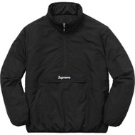 Supreme Reversible Pullover Puffer Black