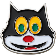 Supreme Mad Cat Pin