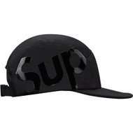 Supreme Sup Camp Cap Black
