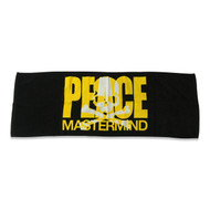 Mastermind Japan Peace Towel Yellow