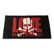 Mastermind Japan Love Towel Red/ Black
