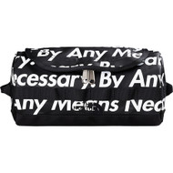 Supreme / North Face Base Camp Travel Canister Black By Any Means Necessary