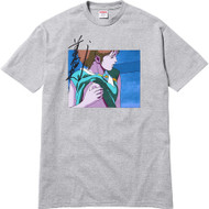 Supreme Overfiend Touch Tee Grey