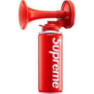 Supreme Air Horn Red