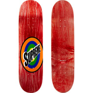 Supreme Spin Skateboard Red