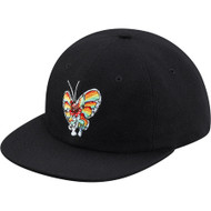 Supreme Gonz Butterfly 6- Panel Black