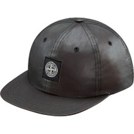 Supreme Stone Island  Heat Reactive 6-Panel Black