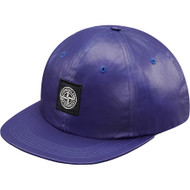 Supreme Stone Island Heat Reactive 6-Panel Purple