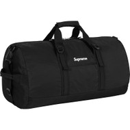Supreme Duffle Bag Black