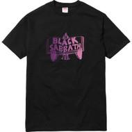 Supreme Black Sabbath Tome Tee Black
