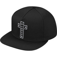 Supreme Black Sabbath Cross 5-Panel Black