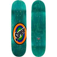 Supreme Spin Skateboard Teal