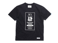 UNDEFEATED X NEIGHBORHOOD N.1 TEE BLACK