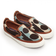 Vans Pendleton Saddle Slip On LX