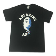 A Blazing Ape Up In Smoke