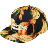 Supreme Banana 5-Panel Black