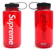 SUPREME Nalgene Bottle RED