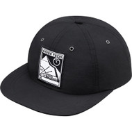 Supreme / North Face Steep Tech 6-Panel Hat Black