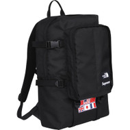 The Northface / Supreme Expedition Medium Day Backpack Black