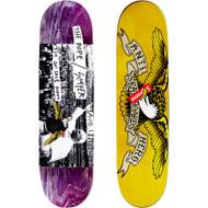 Supreme ANTIHERO Pope Skateboard Size 8.5