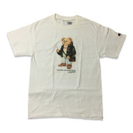 GOLO Bear By Curated Supply White T Shirt
