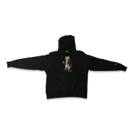 GOLO Bear By Curated Supply Black Hoodie