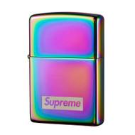 Supreme Iridescent Zippo