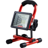 Supreme Cordless Flood Light Red