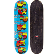 Supreme Blade Whole Car Skateboard Blue