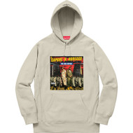 Supreme The War Report Hooded Sweatshirt Tan