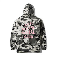 "Anti Social Social Club ""The Not Gildan"" Snow Camo Hoodie"""