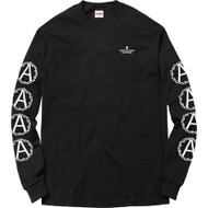 Supreme Undercover Anarchy Long Sleeve Black