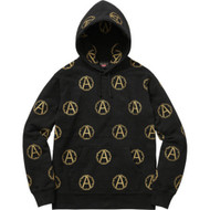 Supreme Undercover Anarchy Hoodie Black