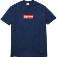 Supreme 20th Ann Box Logo Tee