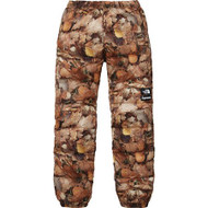 Supreme The North Face Nuptse pant Leaves Camo