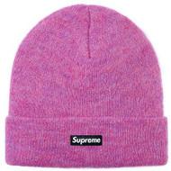 Supreme Mohair Beanie Pink