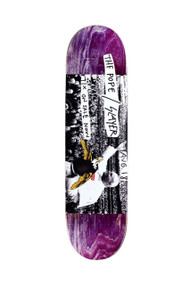Supreme Anti Hero Pope Skate Deck