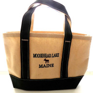 Moosehead Canvas Bag
